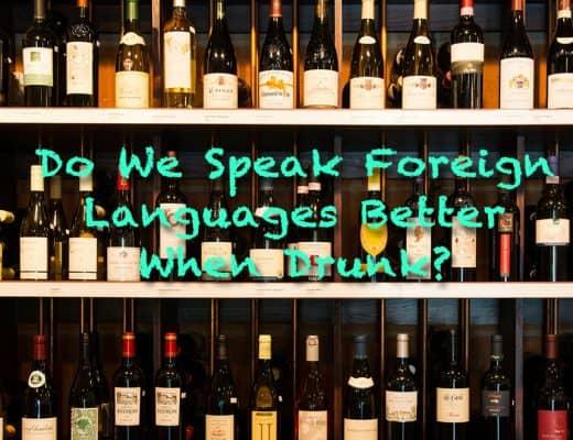 線上學習英文-喝醉時,外語說得比較流利? | 葉安娜成人美語家教班 Ana yeh english