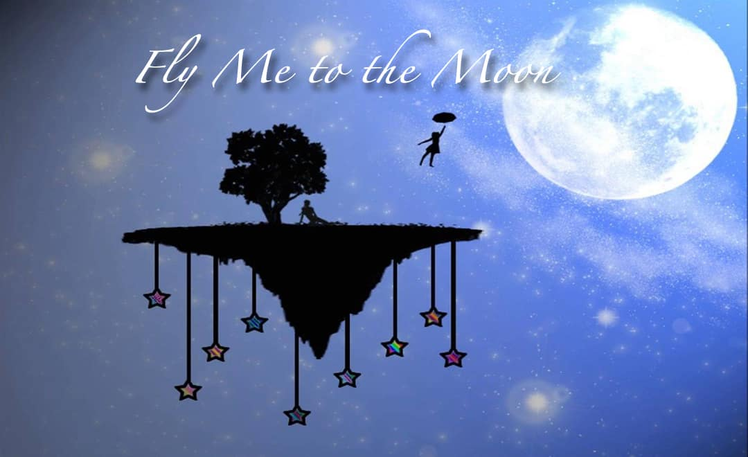 線上英文歌學習-Fly me to the moon | 葉安娜成人美語家教班 Ana yeh english